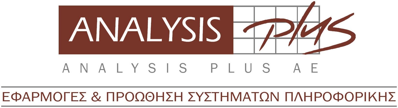 Analysis Plus Logo