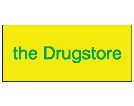 The drugstore Logo
